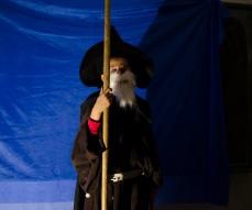 El famoso mago Gandalf